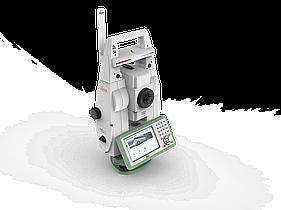 Leica TS13 - масштабируемый электронный тахеометр среднего класса.