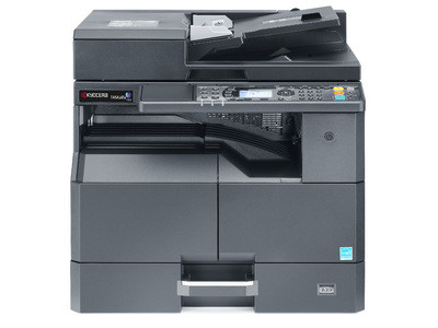 МФУ Принтер Kyocera TASKalfa 2201 (A3, 22/10 ppm А4/A3, 600 dpi, 256 Mb, USB 2.0, без крышки, тонер)