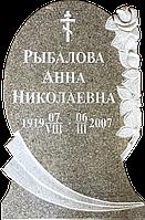 """Гранитный памятник Куртинский """"с розой"""""""