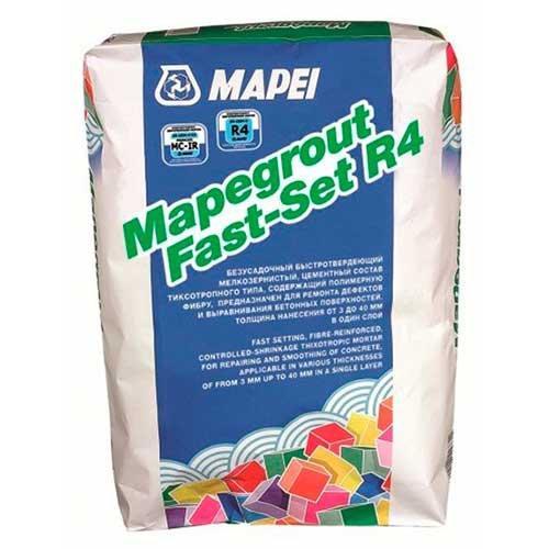 Быстросохнущий раствор Mapegrout Fast Set