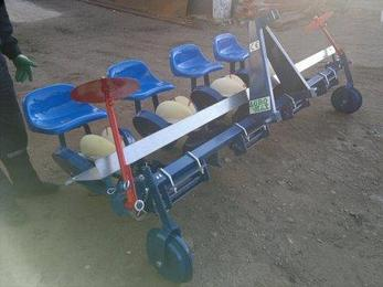 Рассадопосадочная машина серии S237/2 Agro-Max, фото 2
