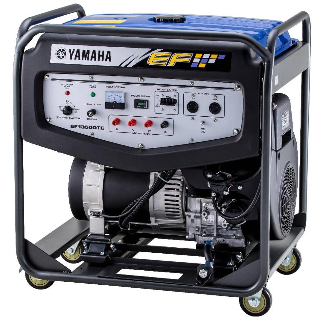 Генератор бензиновый YAMAHA EF 13500 TE