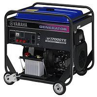 Генератор бензиновый YAMAHA EF 17000 TE