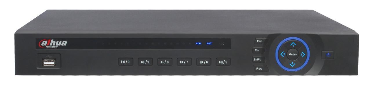 16ти-канальный сетевой видеорегистратор NVR4216-16P-I