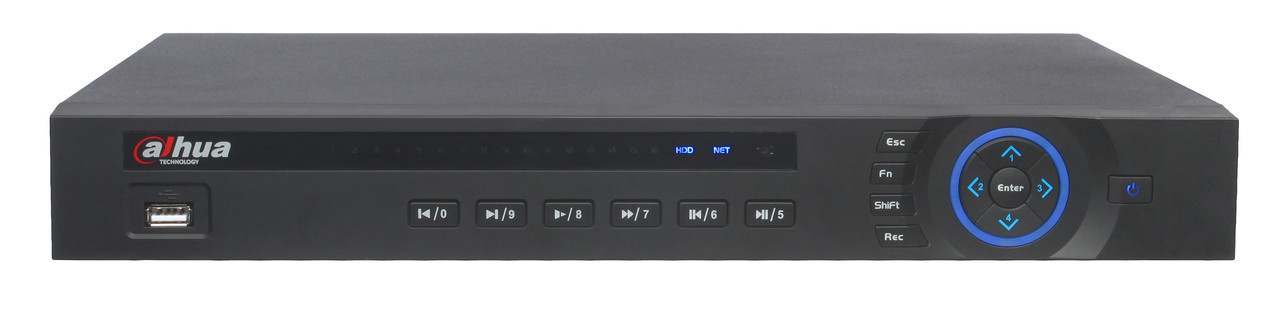 16ти-канальный сетевой видеорегистратор NVR4216-16P-4KS2