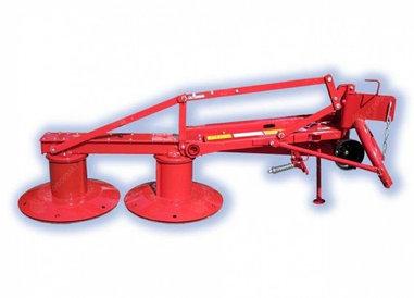 Косилка роторная польского производства Wira 1.35м