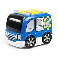 Silverlit Программируемая полицейская машина Tooko 81471