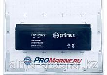 Аккумулятор OP 12V-2.2A Optimus