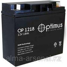 Аккумулятор OP 12-18 Optimus