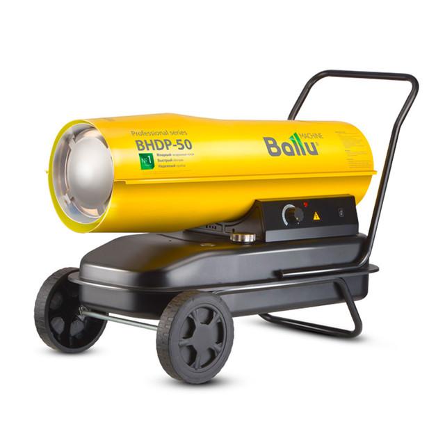 Тепловые пушки на жидком топливе (дизель, керосин)