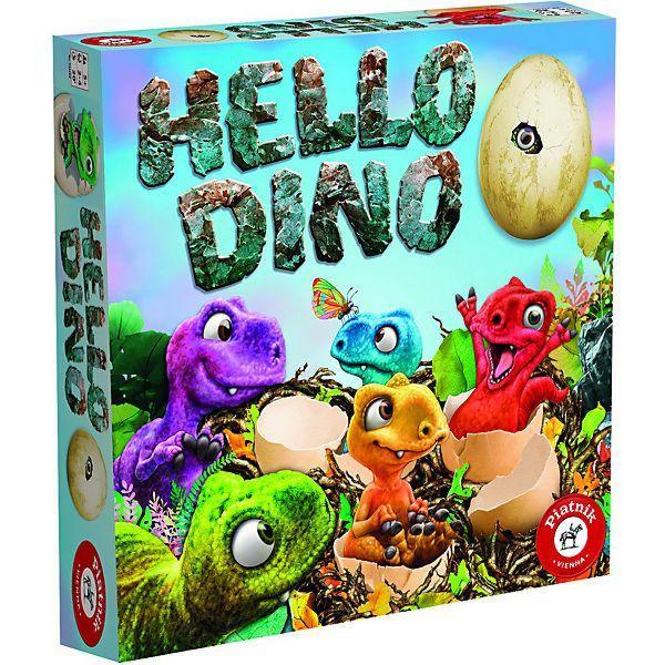 Настольная игра: Привет, Дино