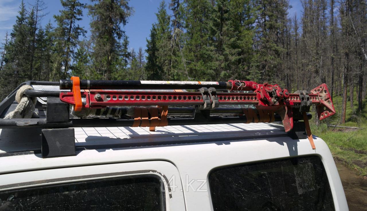 Крепление хайджека к багажнику - T4