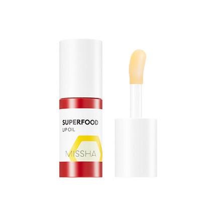 Питательное масло для губ с экстрактом меда MISSHA Super Food Honey Lip Oil