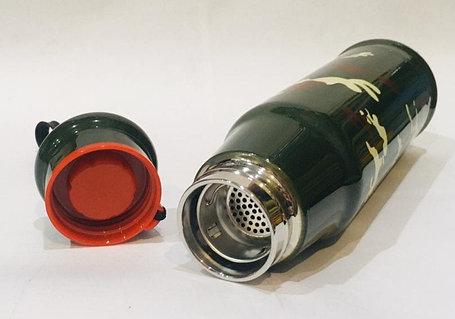 Термос для горячих напитков Kpeng 400 мл, фото 2