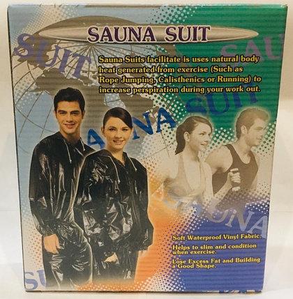 Термокостюм Sauna Suit для похудения (Размер XXL), фото 2