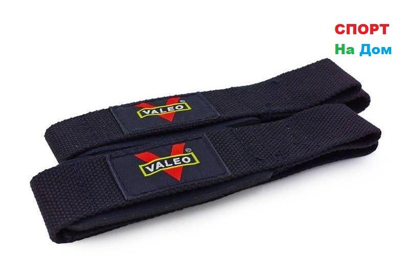 Лямки атлетические для турника становой тяги Valeo
