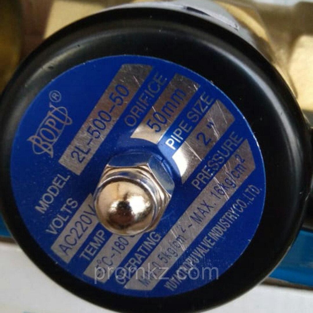 Соленоидные клапаны для горячей воды и пара