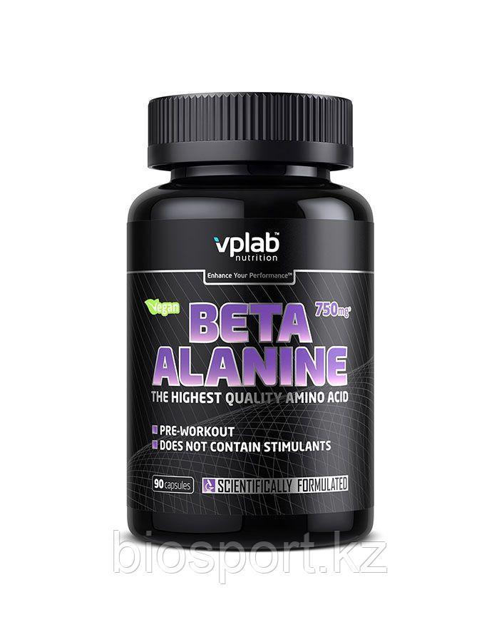 Beta Alanin, 90 капсул, VP Lab