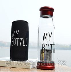 Стеклянная бутылка My Bottle