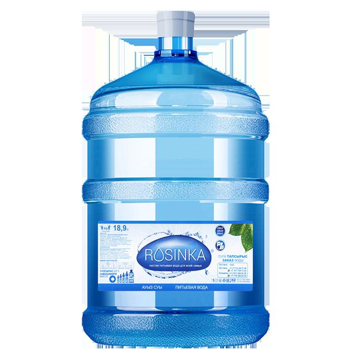 Питьевая Вода  Росинка 18,9 л.