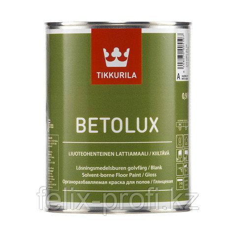 BETOLUX A  (Бетолюкс) краска для полов глянц. 2,7 л.