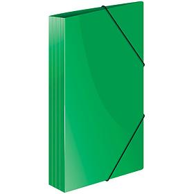 "Папка на резинке Berlingo ""Standard"" А4, 600мкм, зеленая"