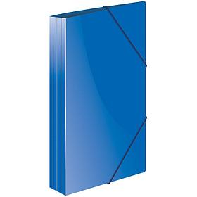 "Папка на резинке Berlingo ""Standard"" А4, 600мкм, синяя"