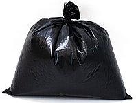 Пакет  для мусора 30 литров ПВД 50х60, 25 мкм в пачках, фото 1