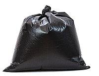 Пакет  для мусора 60 литров ПВД 60х70, 35 мкм в пачках, фото 1