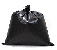 Пакет  для мусора 60 литров ПВД 60х70, 45 мкм в пачках, фото 1
