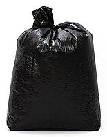 Пакет  для мусора 120 литров ПВД 70х110, 25 мкм в пачках, фото 1