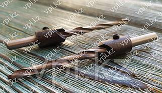 Сверло под конфирмат, HSS, быстрорежущая сталь, хвостовик 9.5мм.