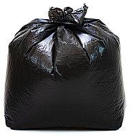 Пакет  для мусора 180 литров ПВД 90х110, 35 мкм в пачках, фото 1