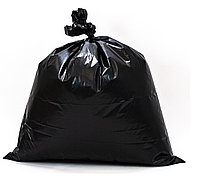 Пакет  для мусора 180 литров ПВД 90х110, 70 мкм в пачках, фото 1