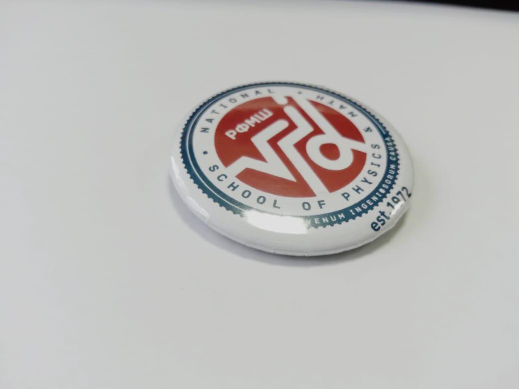 Изготовление круглых значков по индивидуальному заказу