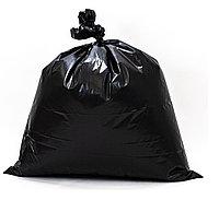 Пакет  для мусора 180 литров ПВД 90х110, 50 мкм в пачках, фото 1