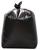 Мешок  для мусора 240 литров ПВД 90х125, 50 мкм в пачках, фото 1