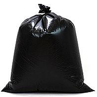 Пакет  для мусора 240 литров ПВД 90х125, 80 мкм в пачках, фото 1