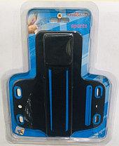 Водонепроницаемый чехол сумка для телефона (цвет черный), фото 3