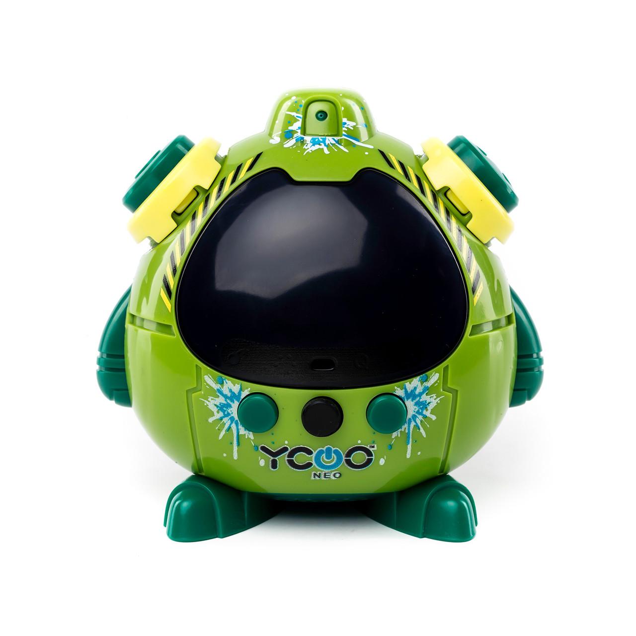 Робот Квизи зеленый 88574-2