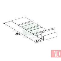 Планка-фаска VOX SV-19 (белая), фото 2
