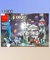 Конструктор Knights. 568 деталей., фото 1