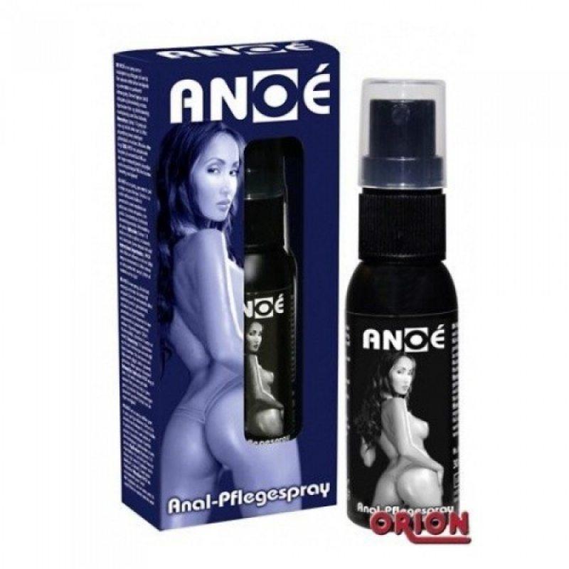 """Расслабляющий анальный спрей """"Anoe"""" с охлаждающим эффектом, 30мл, Германия"""