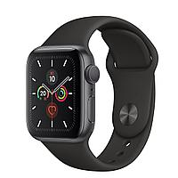 Apple Watch Series 5 40mm Space Gray, фото 1