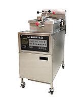 Фритюрница электрическая Kocateq PFE600 для жарки под давлением с 1 ванной 25 л