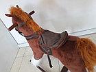 Большая музыкальная лошадка-качалка, фото 6