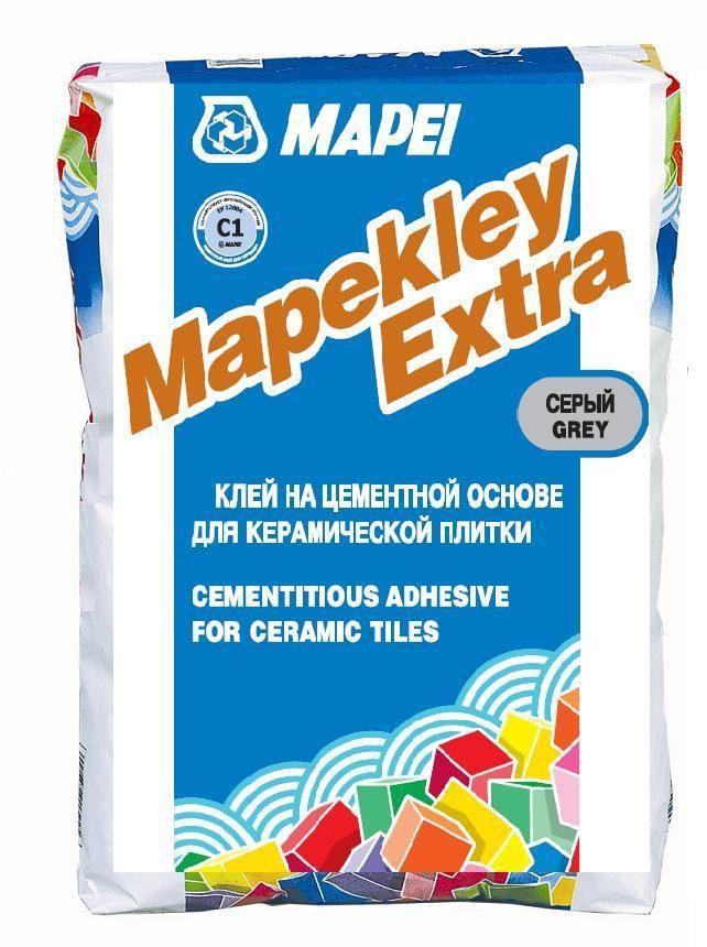 Клей для плитки MAPEKLEY Extra Мапей