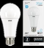 Лампа Gauss LED Elementary A67 35W E27 2790lm 6500K...