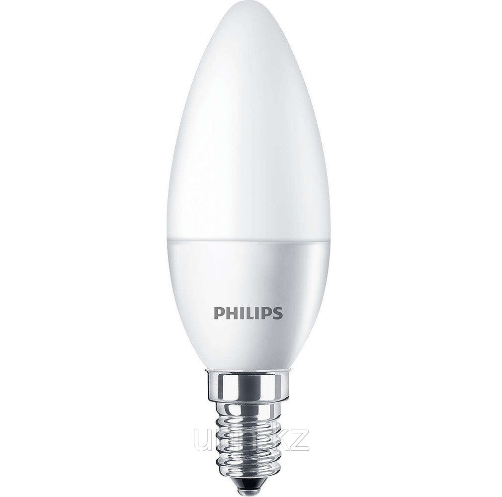 Лампа LED PHILIPS CorePro candle ND 5.5-40W E14 840 4000K