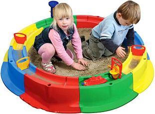 Песочницы и игрушки для песочниц
